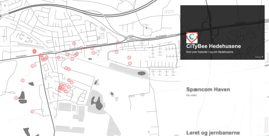 CiTyBee-Mapping